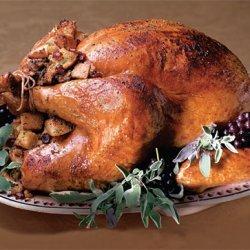 Plum-Glazed Turkey