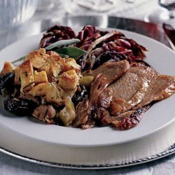 Roast Heirloom Goose with Balsamic Vinegar