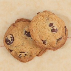 Esther's Gingery Chocolate Chip Cookies