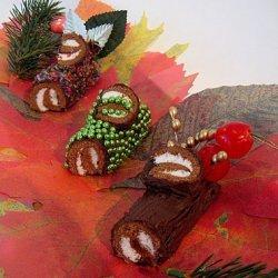 Yodel Bûche de Noël recipe
