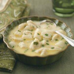 Knoephla Soup