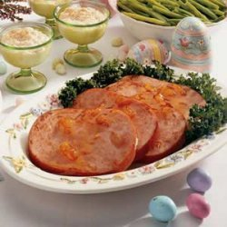 Apricot Ham Steak recipe