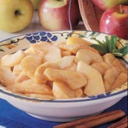Scalloped Apples