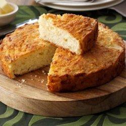 Round Cheese Bread