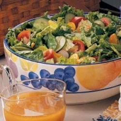 French Vinaigrette Salad