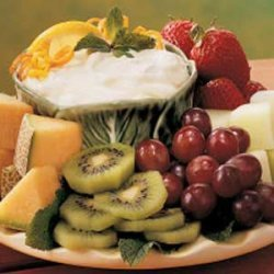 Citrus Fruit Dip