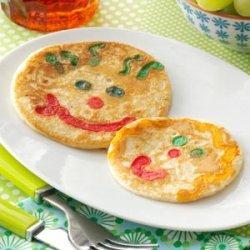 Smiley Face Pancakes