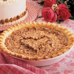 Hickory Nut Pie
