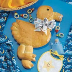 Stork with Pacifier Treats recipe