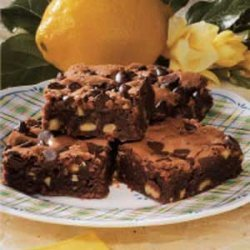 Simply Fudgy Brownies