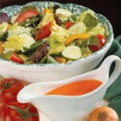 Tomato Soup Salad Dressing