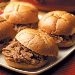Slow-Cooked Pork Barbecue