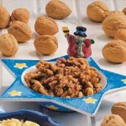 California Fried Walnuts