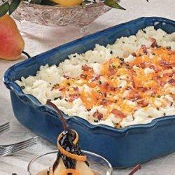 Cheddar Mashed Potatoes