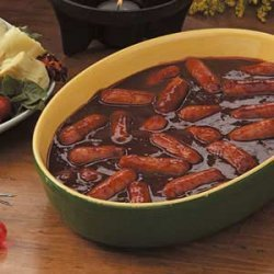Slow-Cooked Smokies