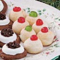 Cherry Surprise Cookies