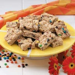 Cereal Cookie Bars