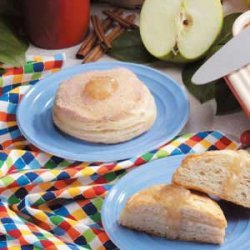 Apple Cinnamon Bismarcks recipe