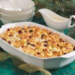 Christmas Bread Pudding