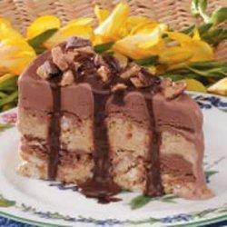 Macaroon Ice Cream Torte