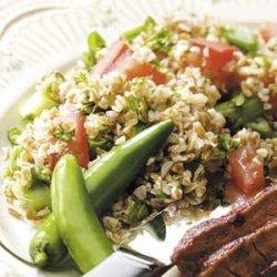 Bulgur Wheat Salad
