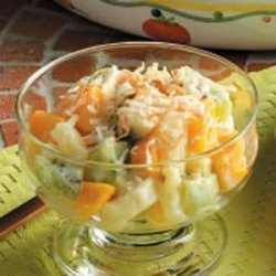 Island Fruit Salad recipe