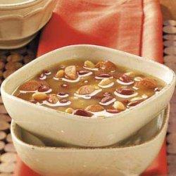 Hot Dog Bean Soup