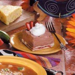 Strudel Pudding Dessert