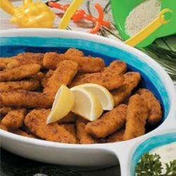 Seasoned Fish Sticks