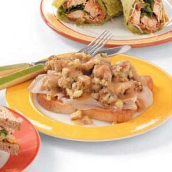 Fast Hot Turkey Sandwiches recipe