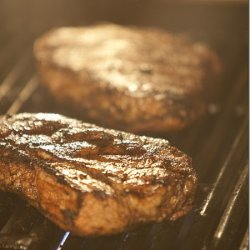 Beer and Coffee Steaks recipe
