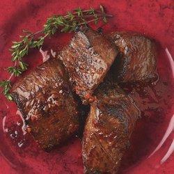 Harissa-Marinated Top Sirloin Tips recipe