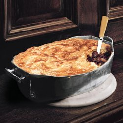 Bison and Red Wine Shepherd's Pie