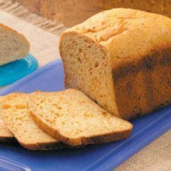 Peppy Cheese Bread