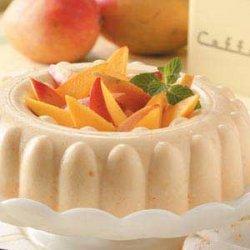 Mango Delight Gelatin Mold