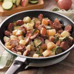 Sausage Potato Supper