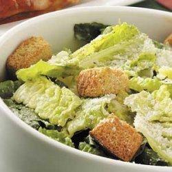 Tangy Caesar Salad