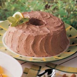 Chocolate Mousse Frosting