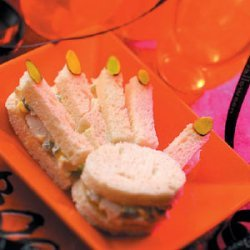 Freaky Hand Sandwiches