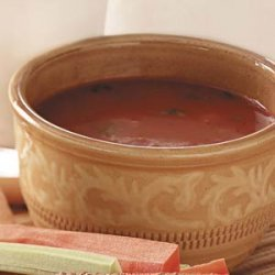 Vegetable Tomato Soup