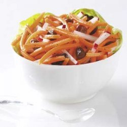 Carrot Radish Salad