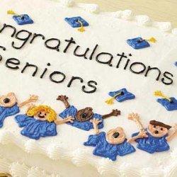 Congratulations Seniors Cake