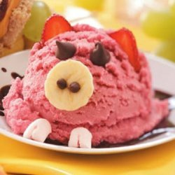 Fruity Sherbet Piglet recipe