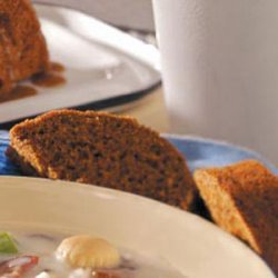 Steamed Brown Bread