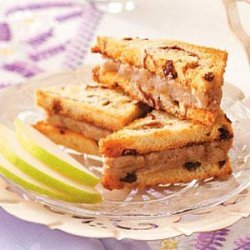 Pear Tea Sandwiches
