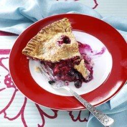 Four-Fruit Pie