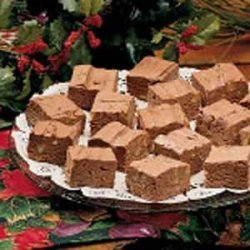 Sugar-Free Chocolate Fudge recipe