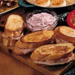 Toasted Turkey Sandwiches
