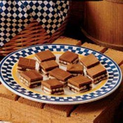 Homemade Candy Bars recipe