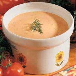 Tomato Dill Soup
